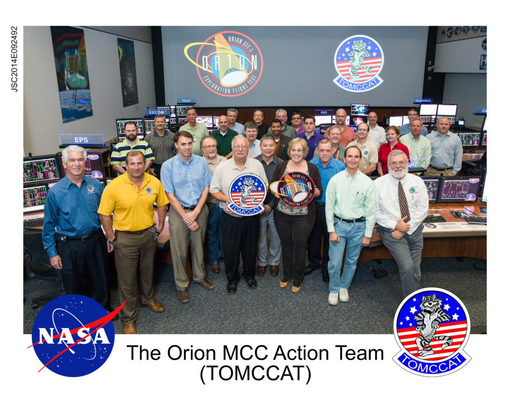 Orion MC Action Team