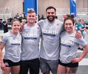 NVC Graduate Goes to CrossFit Games